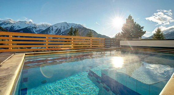 Wellnesshotel in Jerzens im Pitztal
